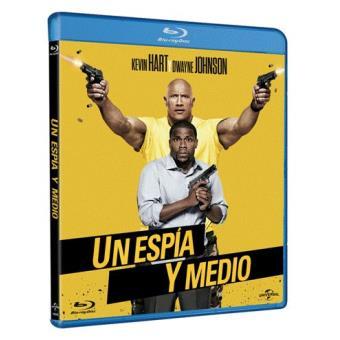 Un espía y medio - Blu-Ray