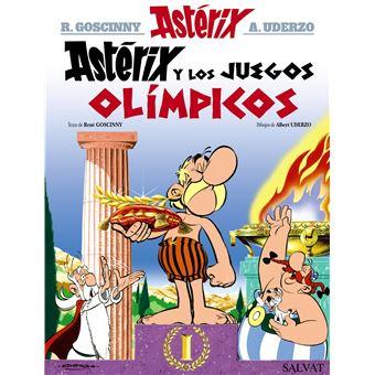 Astérix Nº  12 - Astérix y los Juegos Olímpicos