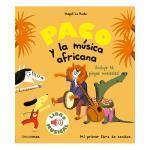 Paco y la musica africana-libro mus