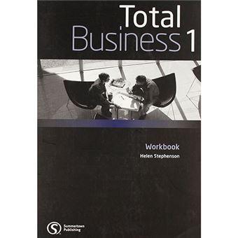 Total Business 1 - Workbook + Key