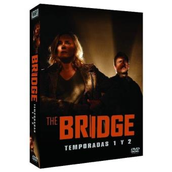 The Bridge - Temporadas 1+2 - DVD