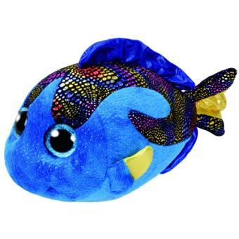 Peluche Beanie Boos Pez Aqua (23cm)