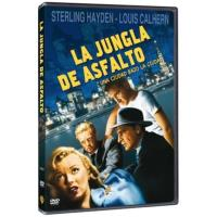 La jungla de asfalto - DVD