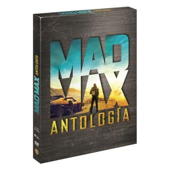 Pack Mad Max 1-4 - DVD