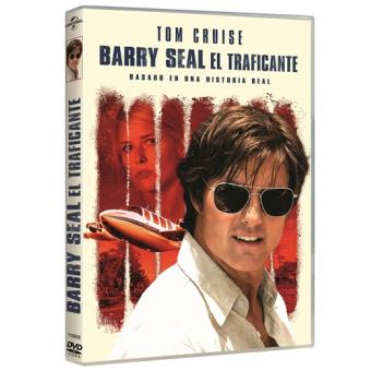 Barry Seal: El traficante - DVD