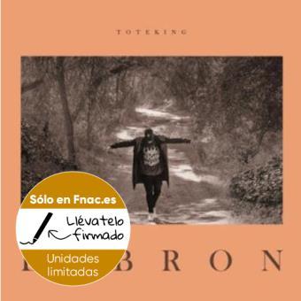 Lebron (CD + Vinilo) - Disco Firmado