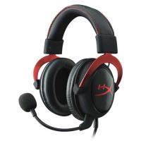 Auriculares gamer HyperX Cloud II 7.1 Virtual Surround Rojo