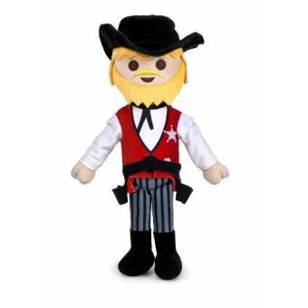 Peluche Playmobil Sheriff 30 cm