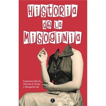 Historia de la misoginia 2ed