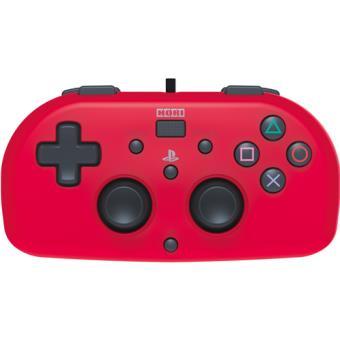Mando Hori mini rojo PS4