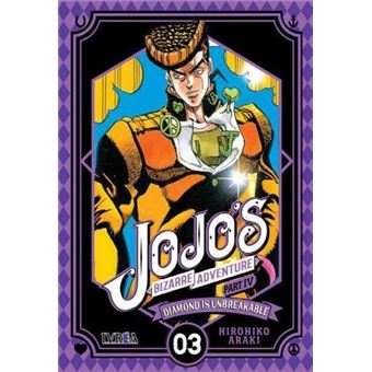 Jojo Bizarre Adventure Parte 4 Diamond is Unbreakable 3