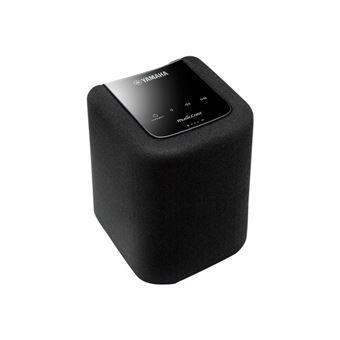 Altavoz multiroom Wi-Fi Yamaha WX-010 negro
