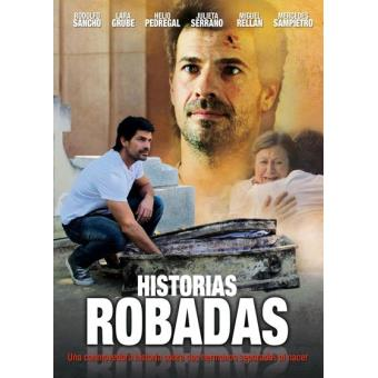 Historias robadas - DVD