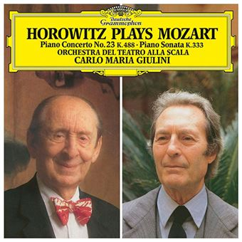 Horowitz Plays Mozart - Vinilo