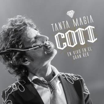 Tanta magia (CD + DVD)