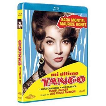 Mi último tango - Blu-Ray