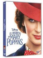 El regreso de Mary Poppins - DVD