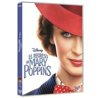 El regreso de Mary Poppins - DVD