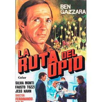 La ruta del opio - Blu-Ray