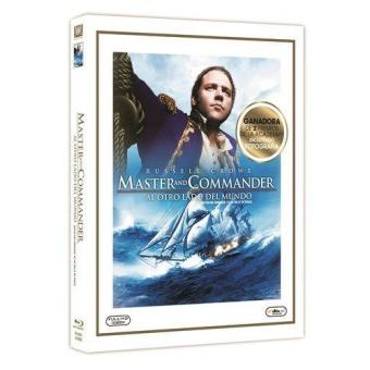 Master and Commander - Al otro lado del mundo -  Blu-Ray
