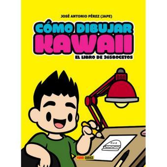 Como Dibujar Kawaii El Libro De 365 Bocetos Jose Antonio Perez