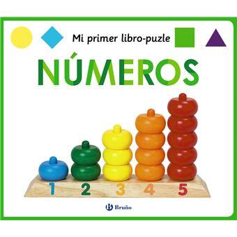 Mi primer libro-puzle - Números