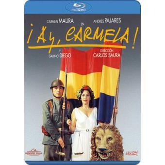 ¡Ay, Carmela! - Blu-Ray