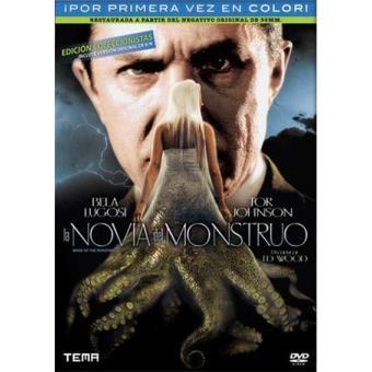 La novia del monstruo - DVD