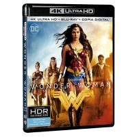 Wonder Woman (2017) - UHD + 2D