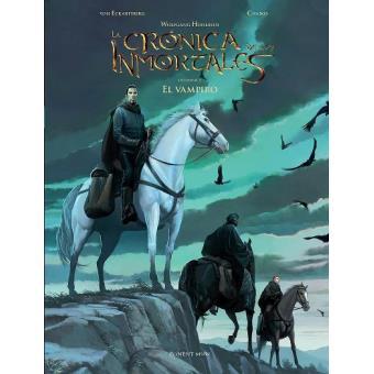 La crónica de los inmortales integral 2