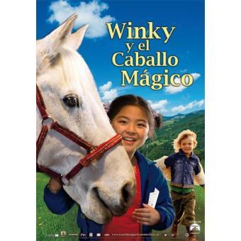 Winky y el caballo mágico - DVD