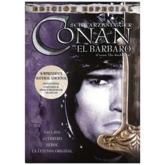 Conan, el bárbaro (Ed. especial) - DVD