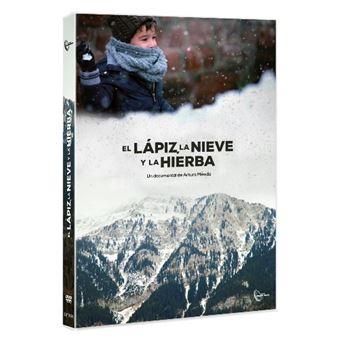 El lápiz, la nieve y la hierba - DVD
