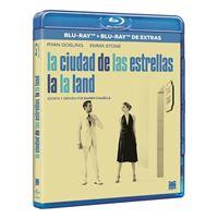 La La Land - La ciudad de las estrellas - Blu-Ray + Blu-Ray Extras
