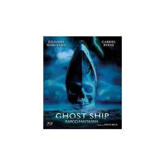 Barco fantasma - Blu-ray