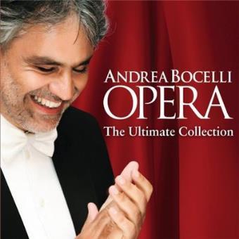 Andrea Bocelli. Opera