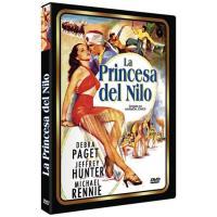 La princesa del Nilo - DVD