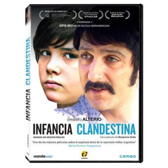 Infancia clandestina - DVD