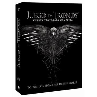 Juego de TronosJuego de tronos  Temporada 4 - DVD