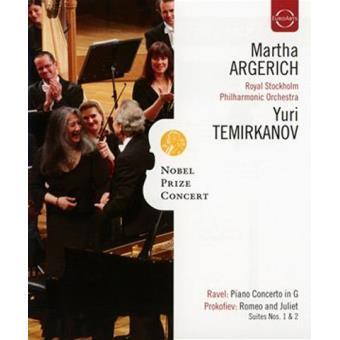Nobel Prize Concert 2009 (Formato Blu-Ray)