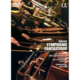 H. Berlioz. Symphonie Fantastique (DVD)