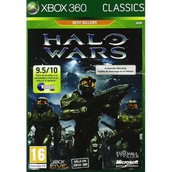 Halo Wars Classics Xbox 360
