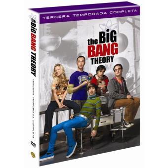 The Big Bang TheoryThe Big Bang Theory  Temporada 3 - DVD