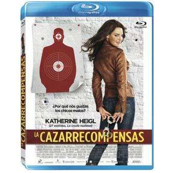 La cazarrecompensas - Blu-Ray