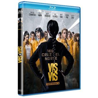 Vis a vis  Temporada 3 - Blu-Ray