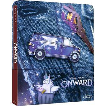 Onward - Steelbook Blu-ray