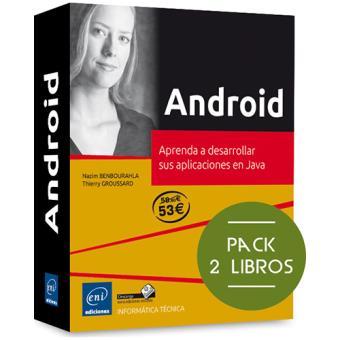 Android. Aprenda a desarrollar sus aplicaciones en Java (Pack de dos libros)