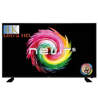 TV LED 55'' Nevir 7903-554K2-N 4K UHD HDR