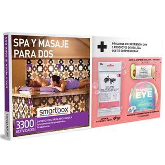 Caja regalo Smartbox Spa y masaje para dos