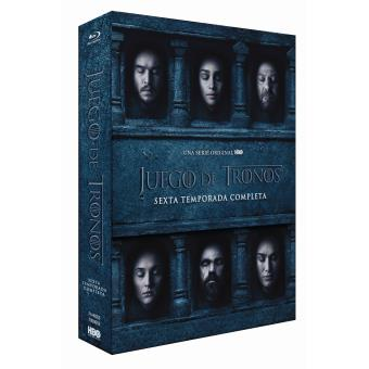 Juego de Tronos (Blu-Ray, Temporada 6)